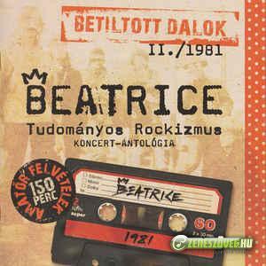 Beatrice Betiltott dalok II./1981