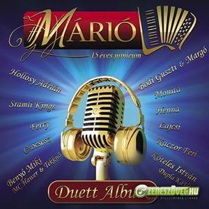 Márió Duett album - 15 éves jubileum
