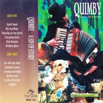 Quimby A sip of story (kazetta)