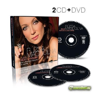 Rúzsa Magdi Dalok húrokra és fúvósokra (2 CD +DVD)