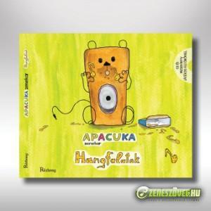 Apacuka zenekar Hangfalatok (Könyv CD melléklettel)
