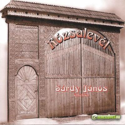 Sárdy János Rózsalevél (CD)