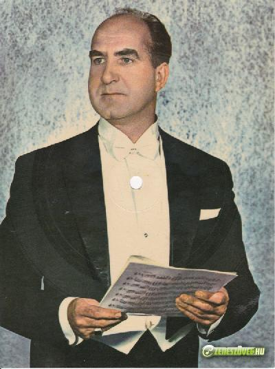 Melis György Pezsgő-ária a