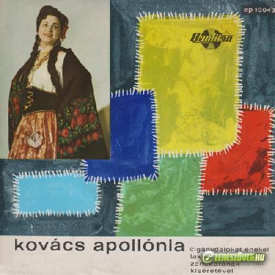 Kovács Apollónia Cigánydalok