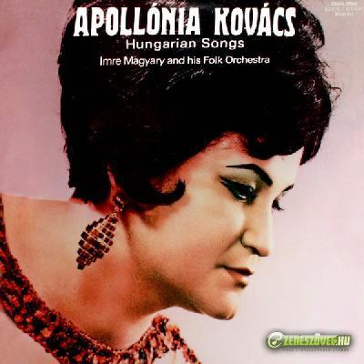 Kovács Apollónia Hungarian Songs