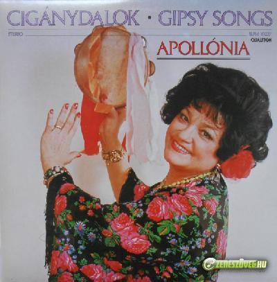 Kovács Apollónia Cigánydalok - Gipsy Songs