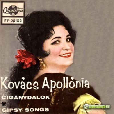 Kovács Apollónia Gipsy Songs