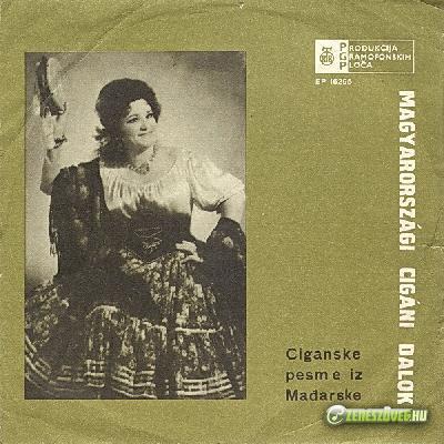 Kovács Apollónia Magyarországi cigáni dalok - Ciganske pesme iz mađarske
