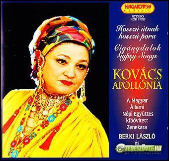 Kovács Apollónia Hosszú útnak hosszú pora
