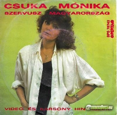 Csuka Mónika Szervusz Magyarország / Videó és bársony hintaszék