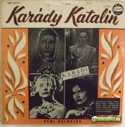 Karády Katalin Régi melódiák