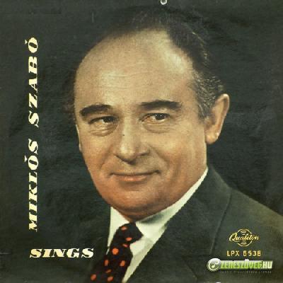 Szabó Miklós Sings
