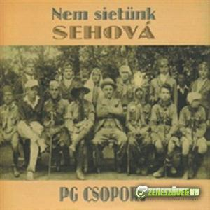 PG csoport Nem sietünk sehova (CD+DVD)