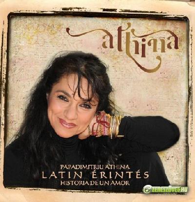Papadimitriu Athina Latin érintés - Historia de un amor