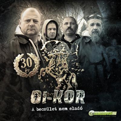 Oi-kor A Becsület nem eladó, 30 év (CD+DVD)