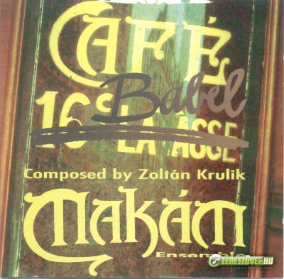 Makám Café Bábel