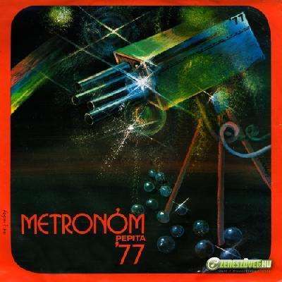 Kristóf Mária Metronóm \'77  - Fényes utcán - A végtelenből jöttél