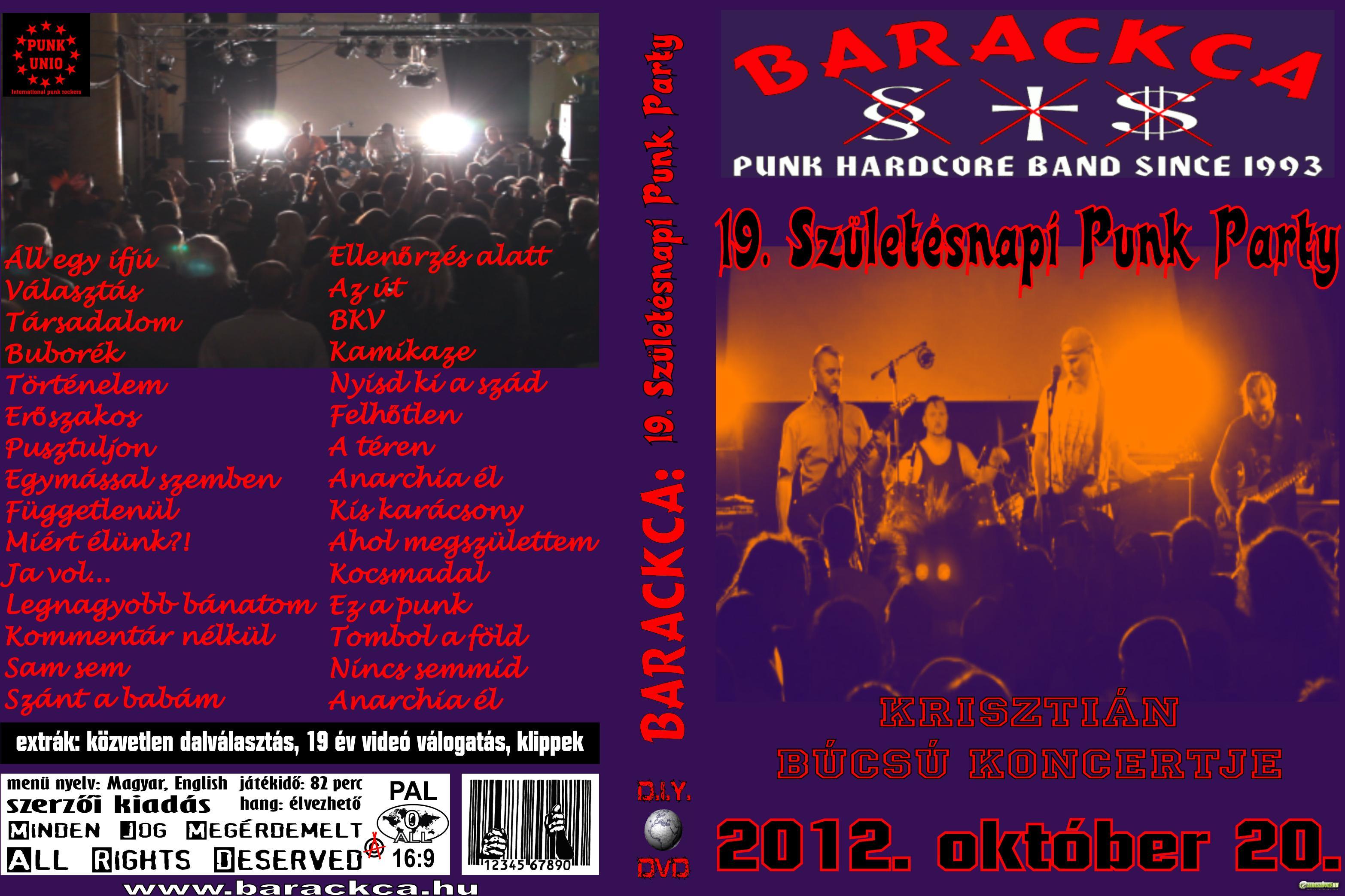 Barackca