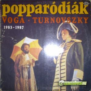 Voga-Turnovszky Popparódiák 1983-1987