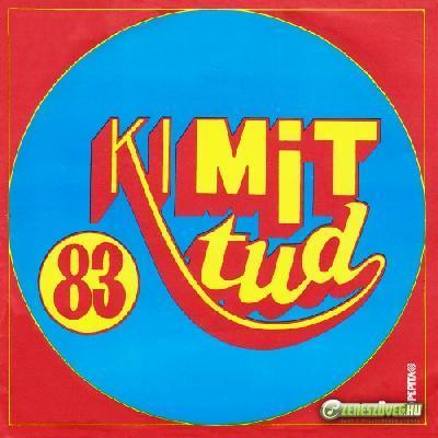 Smog együttes Ki Mit Tud '83: Zsíroskenyér / Robor