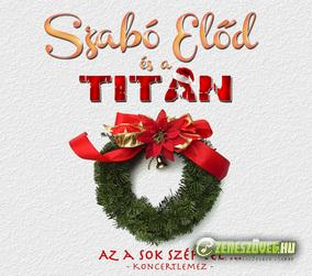 Titán Az a sok szép tél (Koncertlemez)