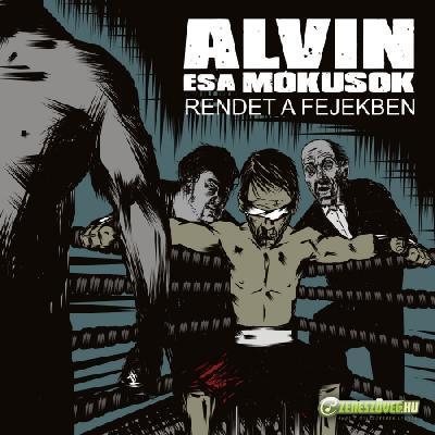 Alvin és a mókusok Rendet a fejekben