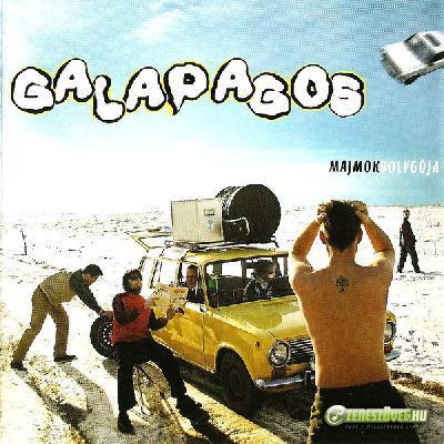 Galapagos Majmokbolygója