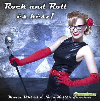 Marót Viki és a Nova Kultúr Zenekar Rock and Roll és kész!