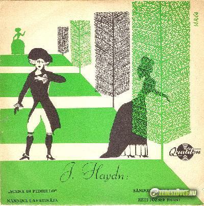 Réti József Scena di Pedrillo / Nanina Cavatinája