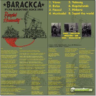 Barackca Recycled Humanity