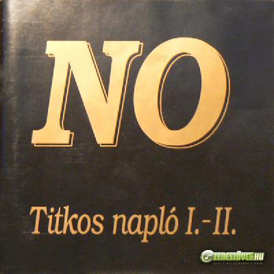 No Titkos Napló I.-II.