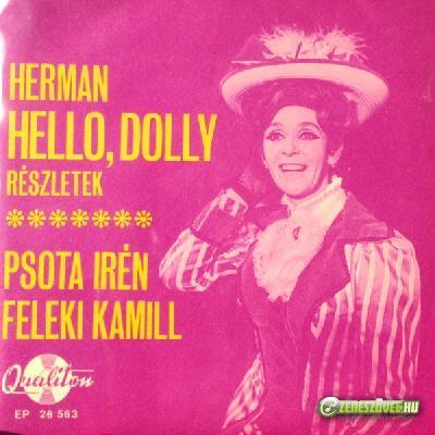 Psota Irén Hello, Dolly EP