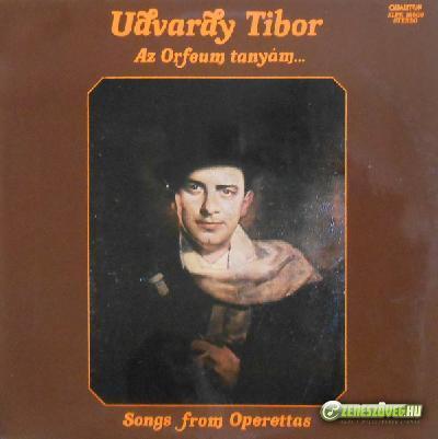 Udvardy Tibor Az Orfeum tanyám...