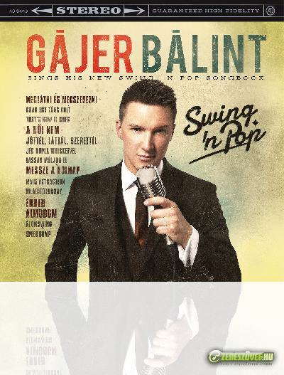 Gájer Bálint Swing\'N Pop
