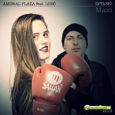 Amoral Plaza Invázió (maxi)