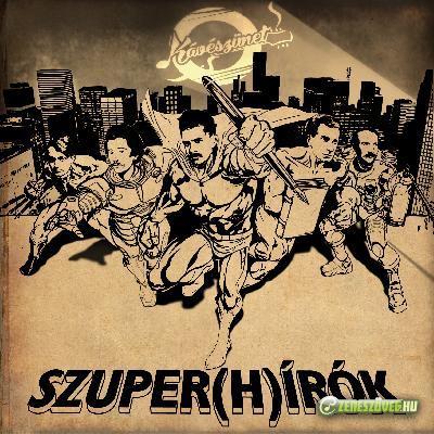 Kávészünet zenekar SUPER(H)ÍRÓK