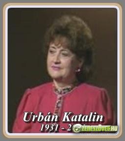 Urbán Katalin