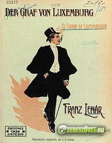 Luxemburg grófja (operett)