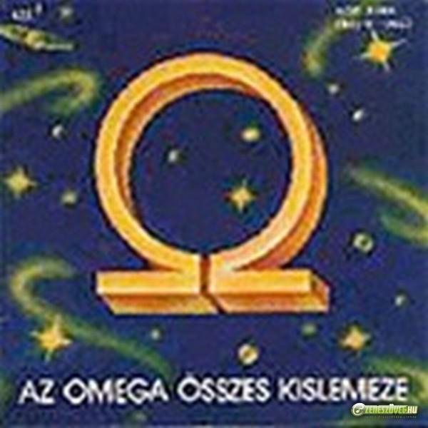 Omega Az Omega összes kislemeze 1967-71