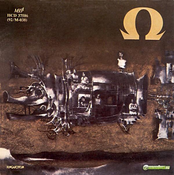 Omega Éjszakai országút (CD)