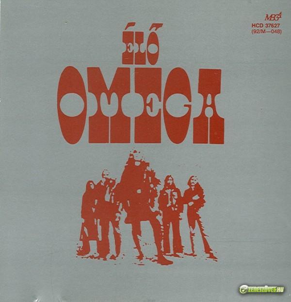 Omega Élő Omega (CD)