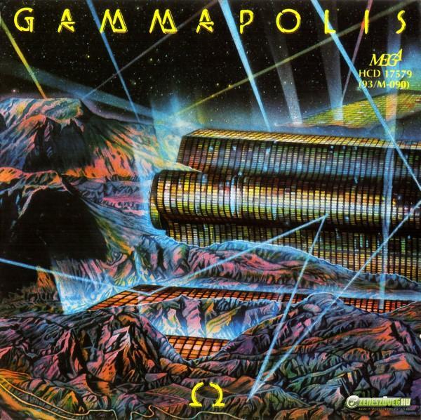Omega Gammapolis (LP)