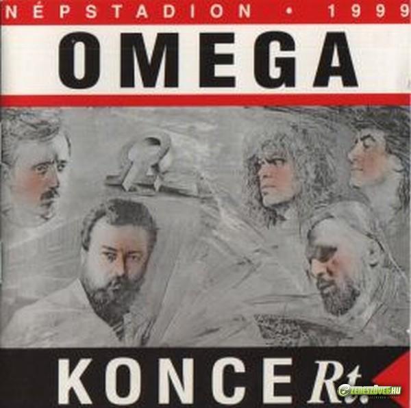 Omega KonceRt. - Népstadion 1999