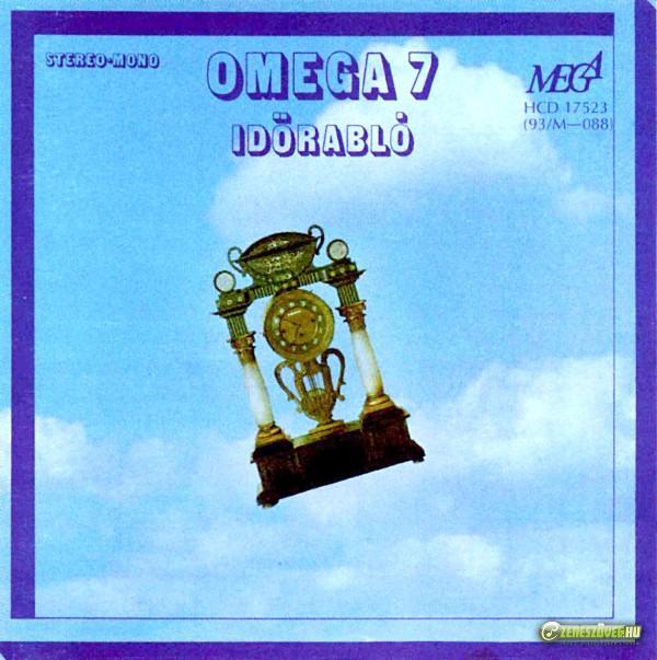 Omega Omega 7: Időrabló (CD)