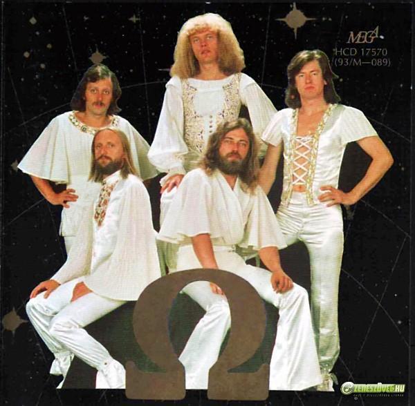 Omega Omega 8: Csillagok útján (CD)