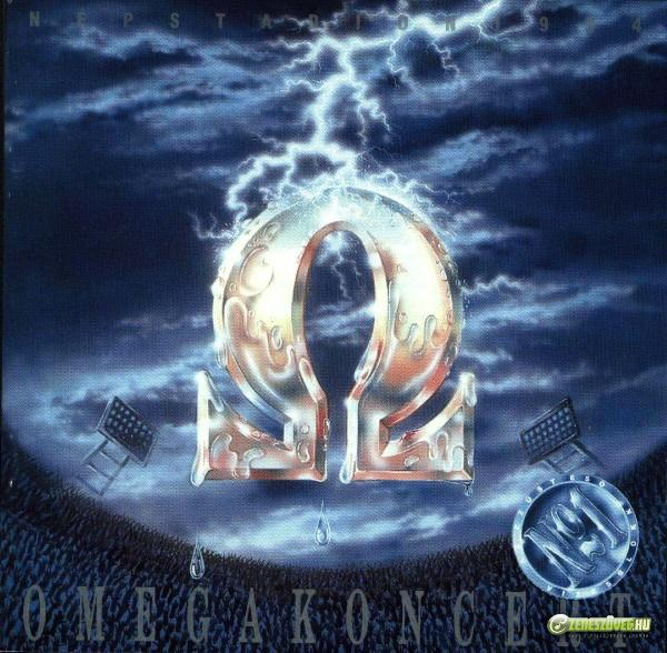 Omega Omegakoncert - Népstadion 1994 No.1