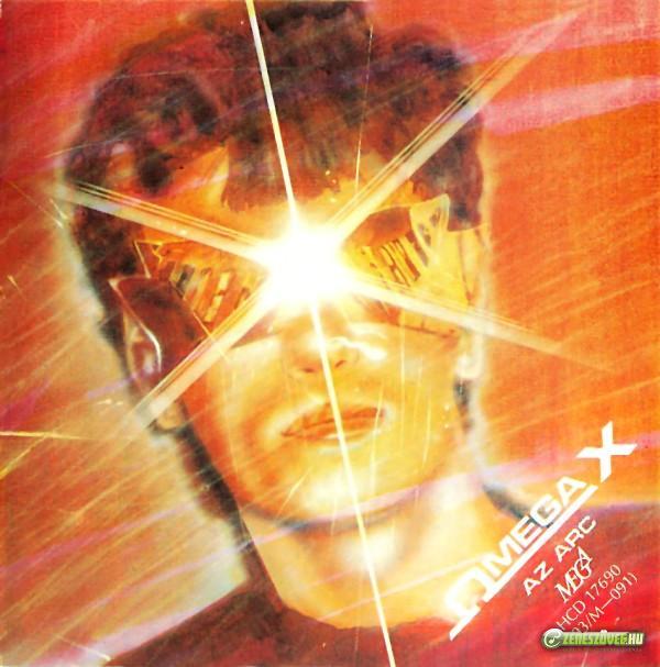 Omega Omega X: Az arc (CD)