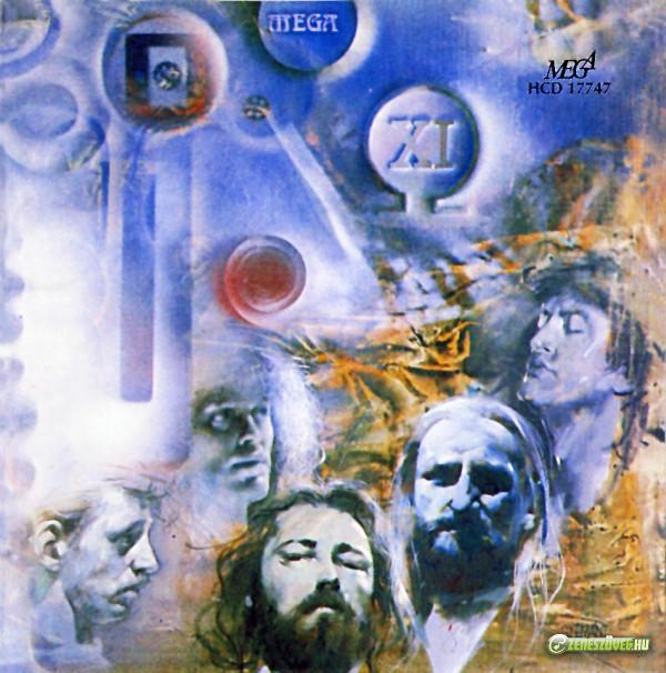 Omega Omega XI. (CD)