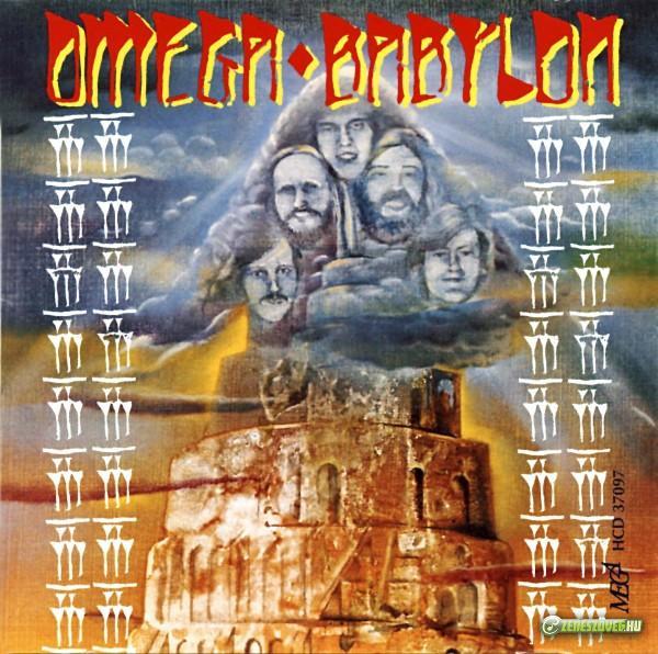 Omega Omega XIII: Babylon (CD)
