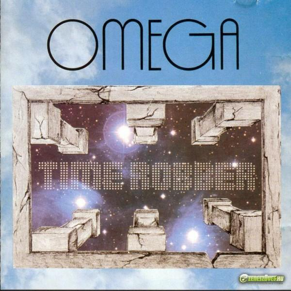 Omega Time Robber (LP)